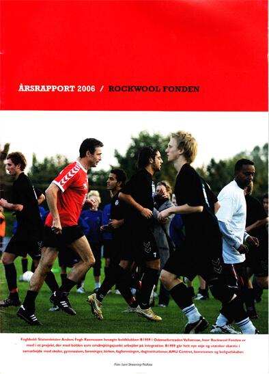 Åsrapport fra Rockwool Fonden 2006 - en af mange, ajour har stået bag.